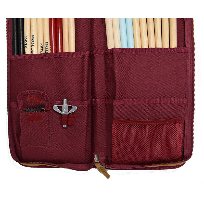 "TSB24WR [ ""POWERPAD DESIGNER COLLECTION"" STICK BAG WINE RED(ワインレッド)]_9"