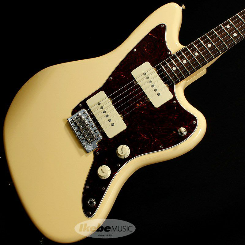 American Performer Jazzmaster (Vintage White) [Made In USA]_2