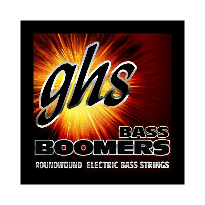 Bass Boomers Long Scale Plus M3045X (045-105) 【岡峰光舟 低音便覧プレゼント!】_1