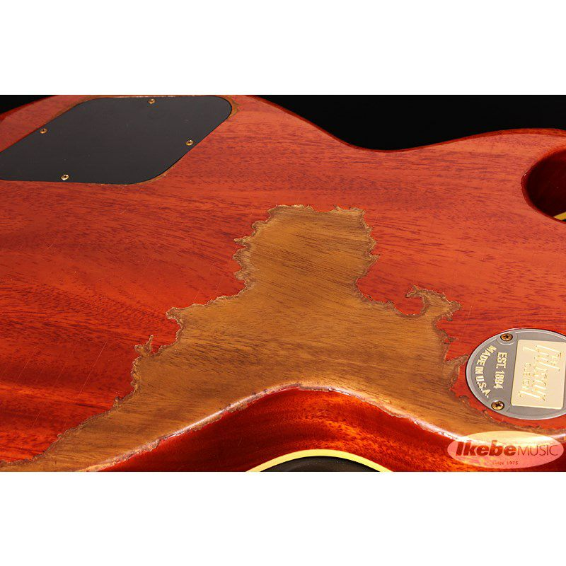 CS Historic Collection 1959 Les Paul Standard,Hand Selected Maple Top,Ultra Aged(Tracker Burst)【SN.982889/W≒3.95kg】_8
