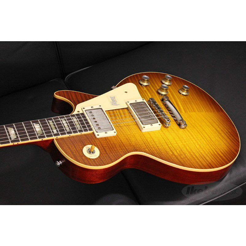 Custom Shop Historic Collection 1960 Les Paul Standard Reissue VOS Iced Tea Burst 【SN.0 9149 / Weight≒3.9kg】【現地選定品】 【ポイント18%還元】_5