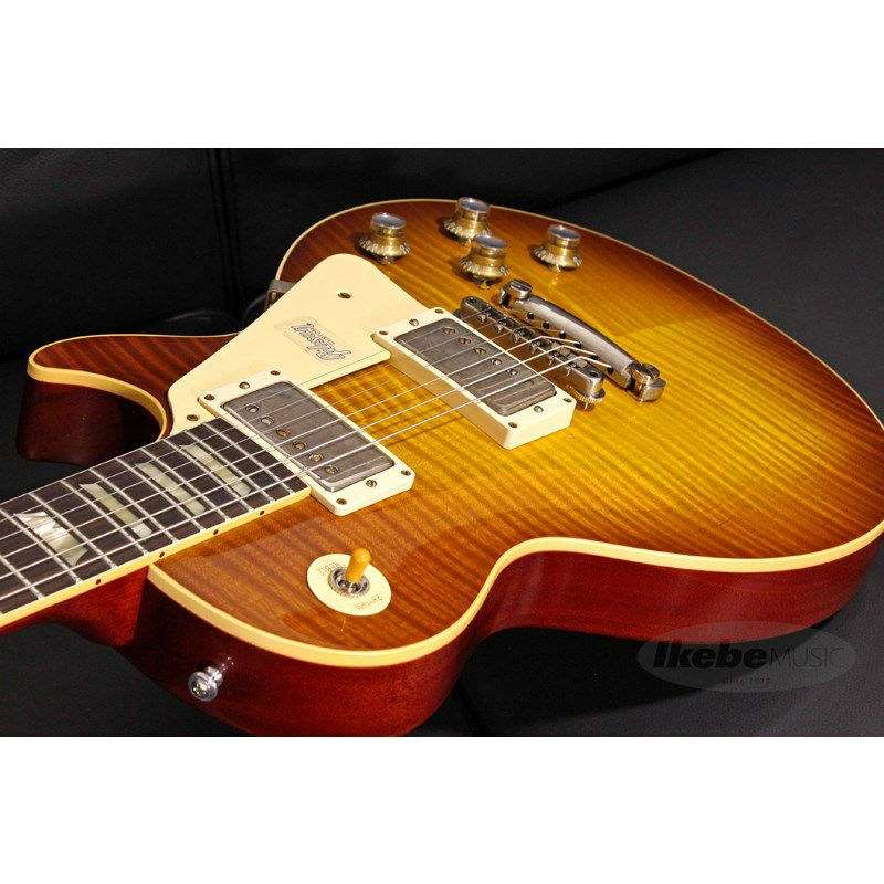 Custom Shop Historic Collection 1960 Les Paul Standard Reissue VOS Iced Tea Burst 【SN.0 9149 / Weight≒3.9kg】【現地選定品】 【ポイント18%還元】_6