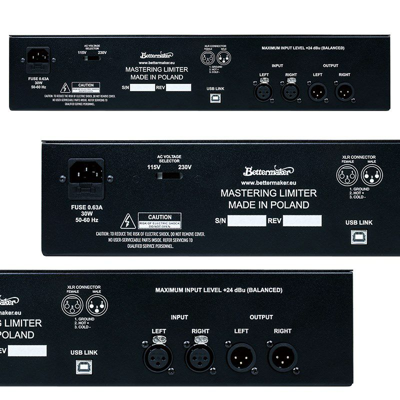 Mastering Limiter (お取り寄せ商品・納期別途ご案内)_4