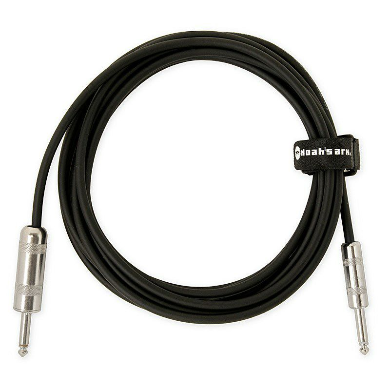 """""""SILENT PLUG"""" High-Quality Instrument Cable-5m【5mの長さのサイレント プラグ採用ケーブル!】_2"""