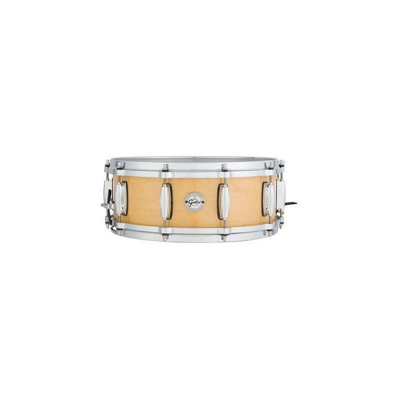 """S1-0514-MPL [Full Range Snare Drums / Maple 14"""" x 5""""]_1"""