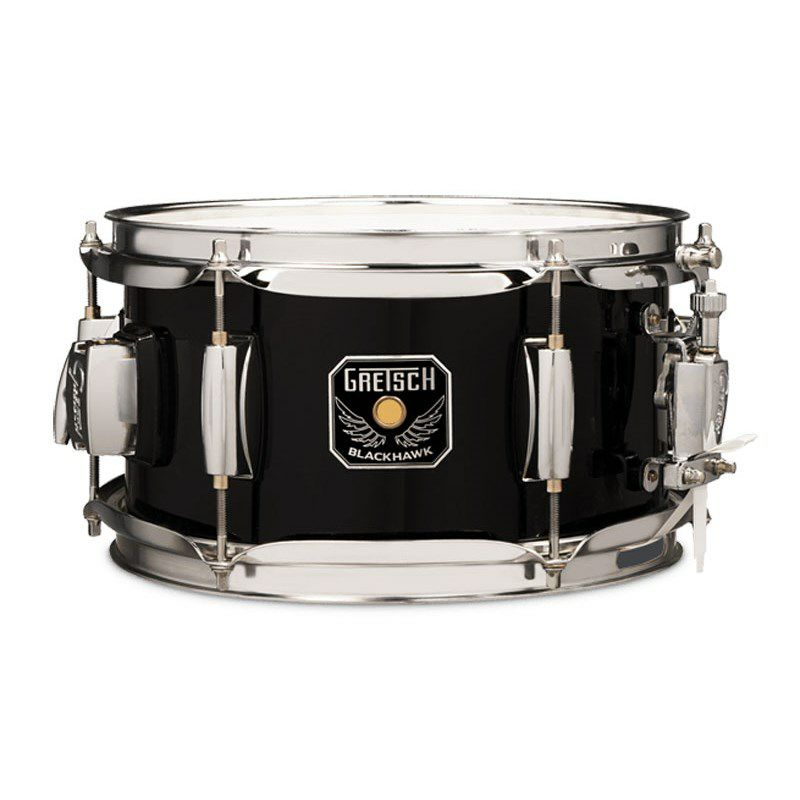 "BH-5510-BK [Black Hawk Mighty Mini Snare 10"" x 5.5""]_1"