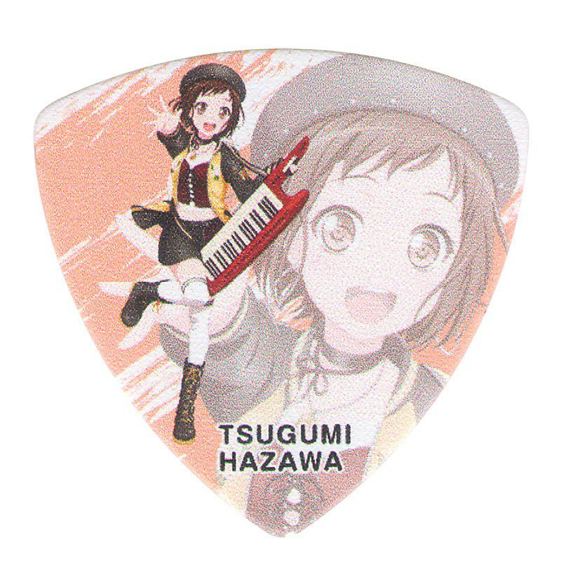 ESP×バンドリ! Afterglow Character Pick Ver.3 ×10枚セット(GBP TSUGUMI AFTERGLOW 3)_1