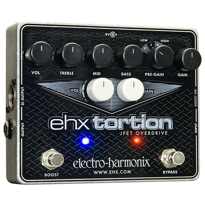 EHX Tortion JFET Overdrive 【特価】_1