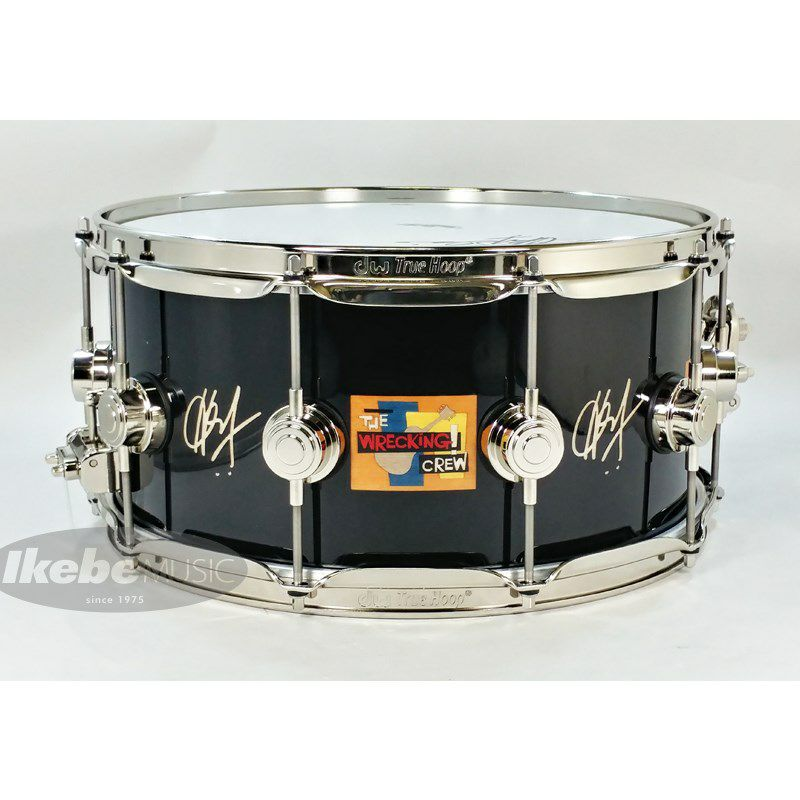 """DW-ICON HAL BLAINE [Icon Snare Drums / HAL BLAINE """"WRECKING CREW"""" :No.24 /250]【全世界限定:250台】_1"""