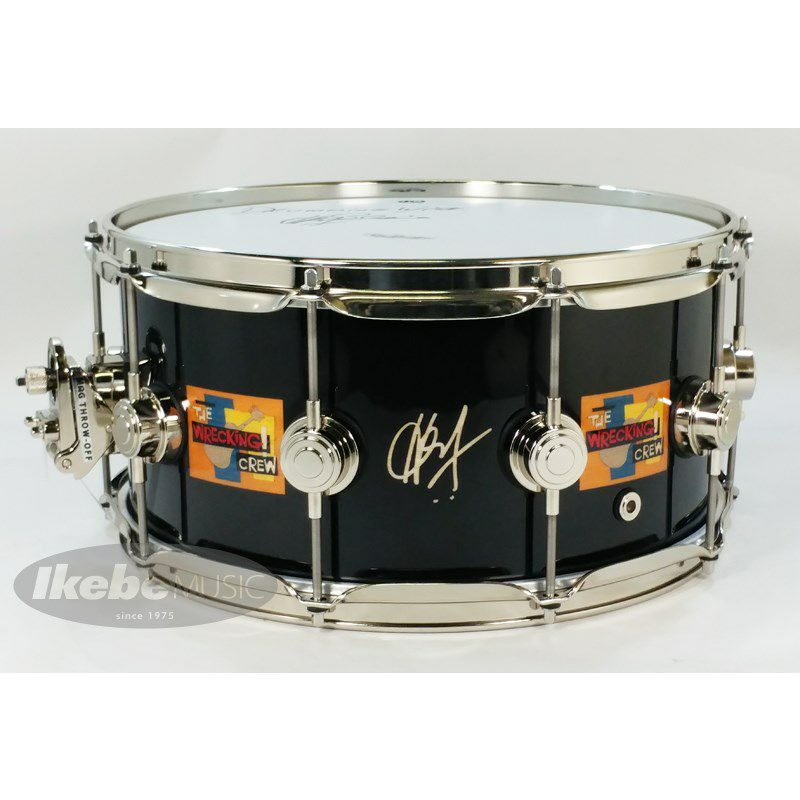 DW-ICON HAL BLAINE [Icon Snare Drums / HAL BLAINE WRECKING CREW :No.24 /250]【全世界限定:250台】_2
