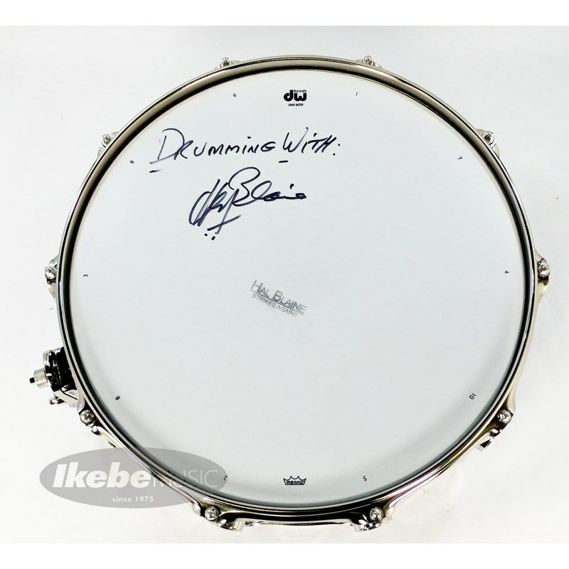 DW-ICON HAL BLAINE [Icon Snare Drums / HAL BLAINE WRECKING CREW :No.24 /250]【全世界限定:250台】_3