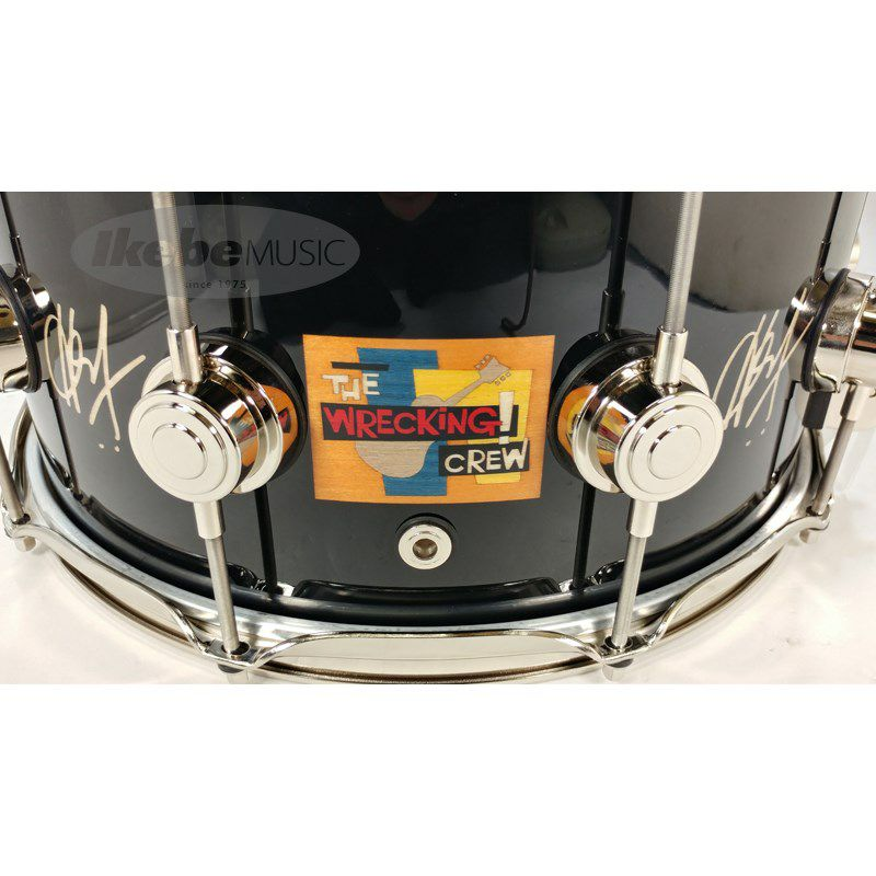 DW-ICON HAL BLAINE [Icon Snare Drums / HAL BLAINE WRECKING CREW :No.24 /250]【全世界限定:250台】_4