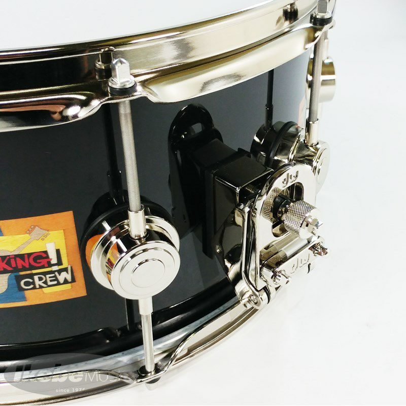 DW-ICON HAL BLAINE [Icon Snare Drums / HAL BLAINE WRECKING CREW :No.24 /250]【全世界限定:250台】_5