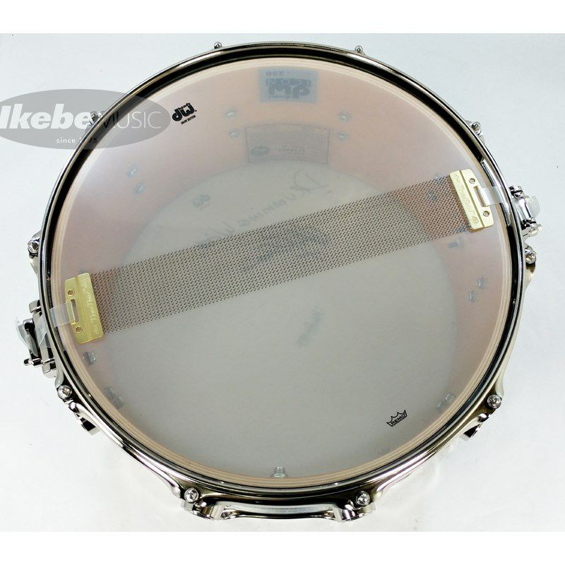 DW-ICON HAL BLAINE [Icon Snare Drums / HAL BLAINE WRECKING CREW :No.24 /250]【全世界限定:250台】_8