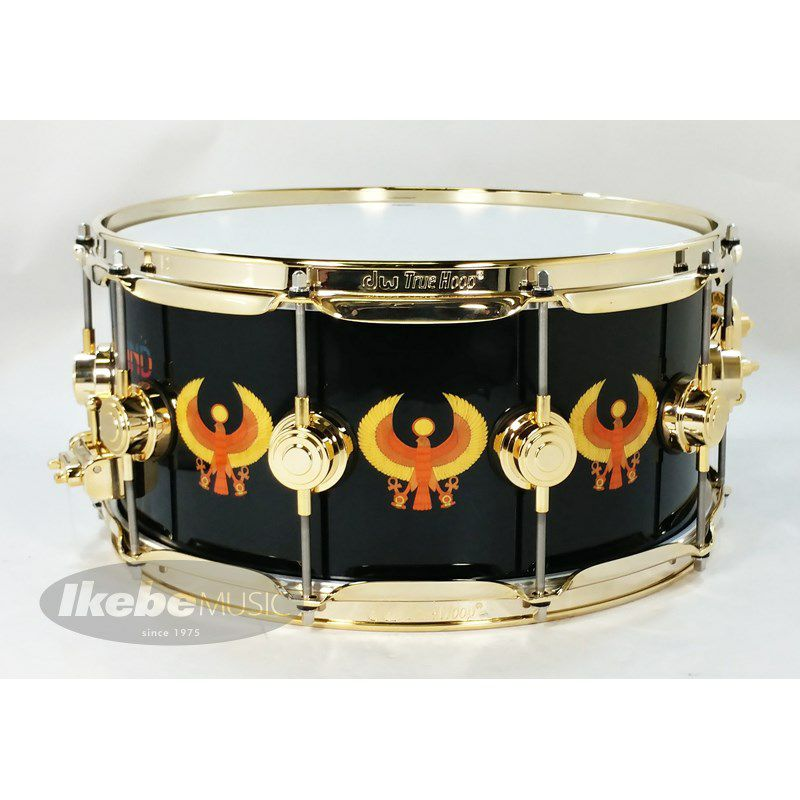 DW-ICON EARTH WIND & FIRE [Icon Snare Drums / EARTH, WIND & FIRE] 【日本国内入荷は1台のみ!】_1
