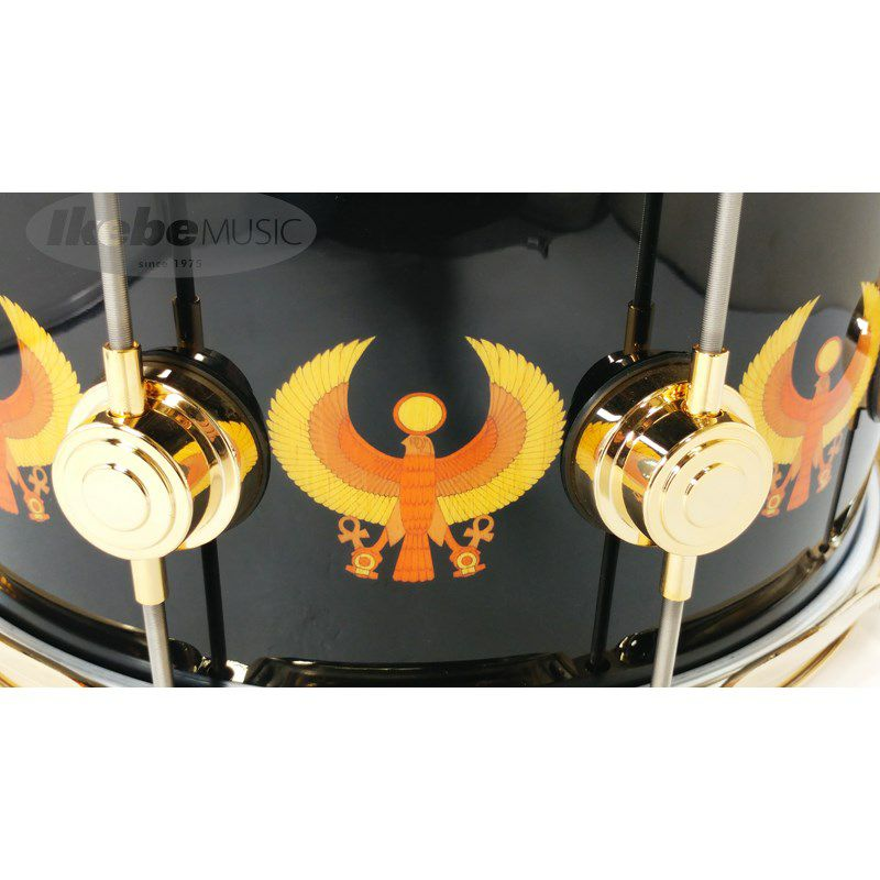 DW-ICON EARTH WIND & FIRE [Icon Snare Drums / EARTH, WIND & FIRE] 【日本国内入荷は1台のみ!】_3