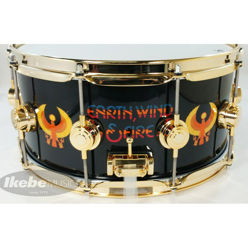 DW-ICON EARTH WIND & FIRE [Icon Snare Drums / EARTH, WIND & FIRE] 【日本国内入荷は1台のみ!】_7