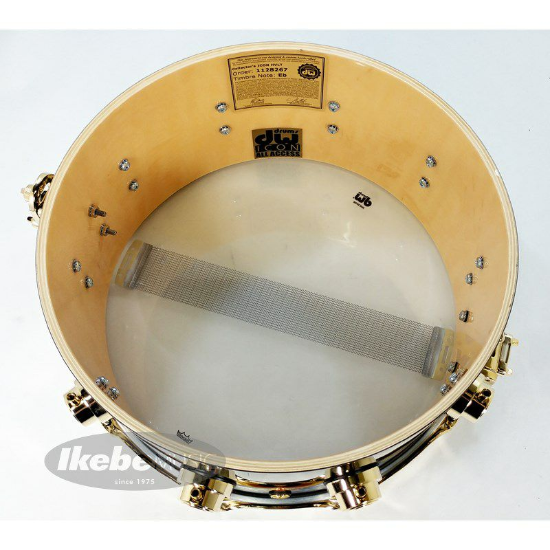 DW-ICON EARTH WIND & FIRE [Icon Snare Drums / EARTH, WIND & FIRE] 【日本国内入荷は1台のみ!】_9