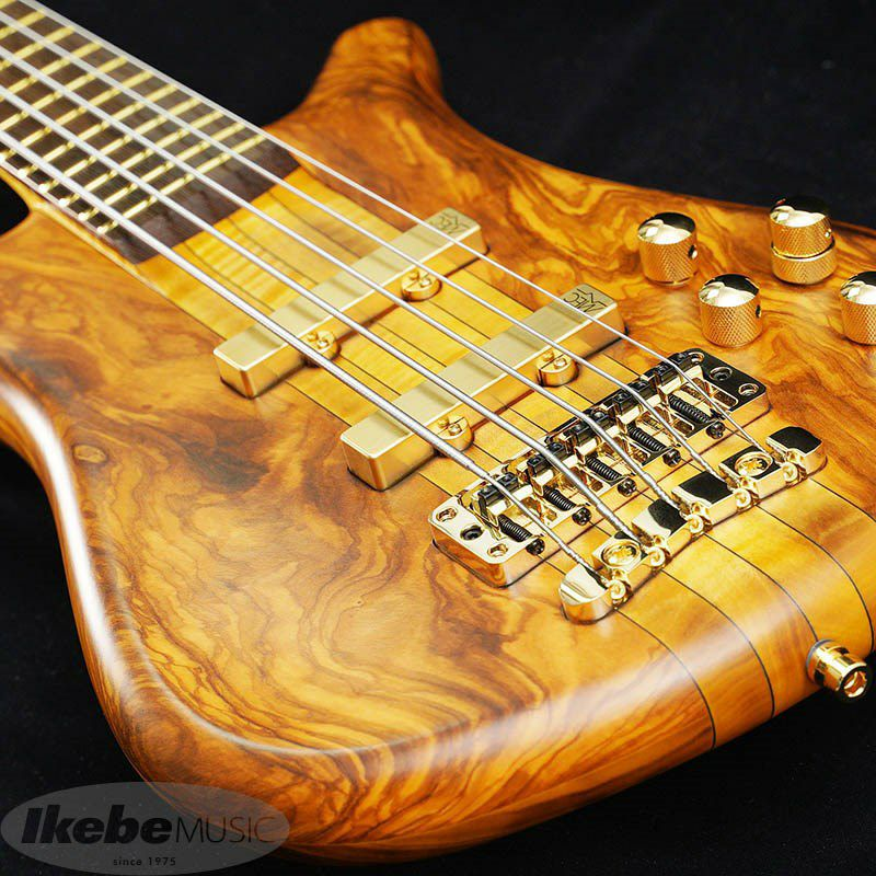 """Custom Shop Streamer Stage I 5st """"Hand-Selected Olive Body/4Pc. Maple Neck /Whiskey Tinted Honey Transparent Satin"""" (#H163341-19) 【Factory Order Model 豪華特典!】_6"""