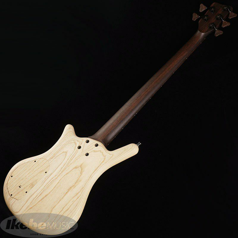 """Custom Shop Thumb Bass Bolt-on 5st """"Selected 1"""" French flamed ash AAA Top/Natural Oil Finish"""" (#J163371-19) 【Factory Order Model 豪華特典!】_3"""