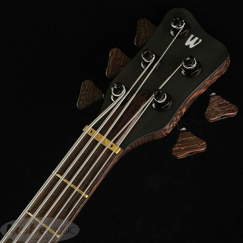 """Custom Shop Thumb Bass Bolt-on 5st """"Selected 1"""" French flamed ash AAA Top/Natural Oil Finish"""" (#J163371-19) 【Factory Order Model 豪華特典!】_6"""