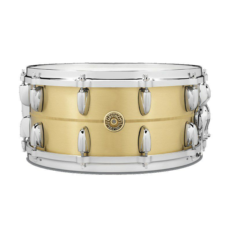 """G-4169BBR [USA Snare Drums / Bell Brass 3mm 14"""" × 6.5""""]_1"""