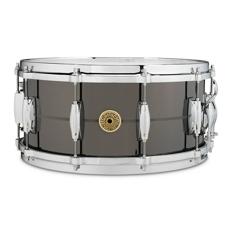 "G-4164SS [USA Snare Drums / Solid Steel 14"" × 6.5""]_1"