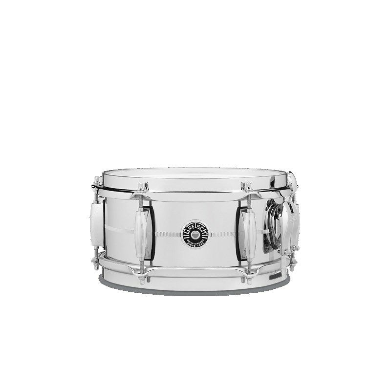 """GB-4161S [Brooklyn Snare Drum Metal Shell / Chrome Over Steel 10"""" × 5""""] ※お取り寄せ品_1"""
