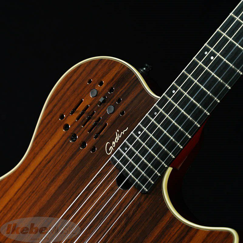 Multiac Nylon SA (Synth Access) Rosewood_4