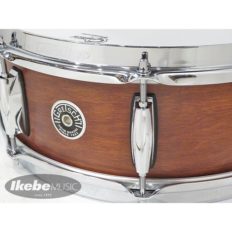 """GBSL-0514S-8CL SM [Brooklyn Series / Satin Mahogany Lacquer Finish 14"""" x 5""""]【数量限定!DXスネアバッグプレゼント!】_2"""