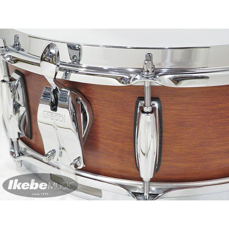 """GBSL-0514S-8CL SM [Brooklyn Series / Satin Mahogany Lacquer Finish 14"""" x 5""""]【数量限定!DXスネアバッグプレゼント!】_3"""