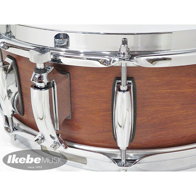 """GBSL-0514S-8CL SM [Brooklyn Series / Satin Mahogany Lacquer Finish 14"""" x 5""""]【数量限定!DXスネアバッグプレゼント!】_4"""