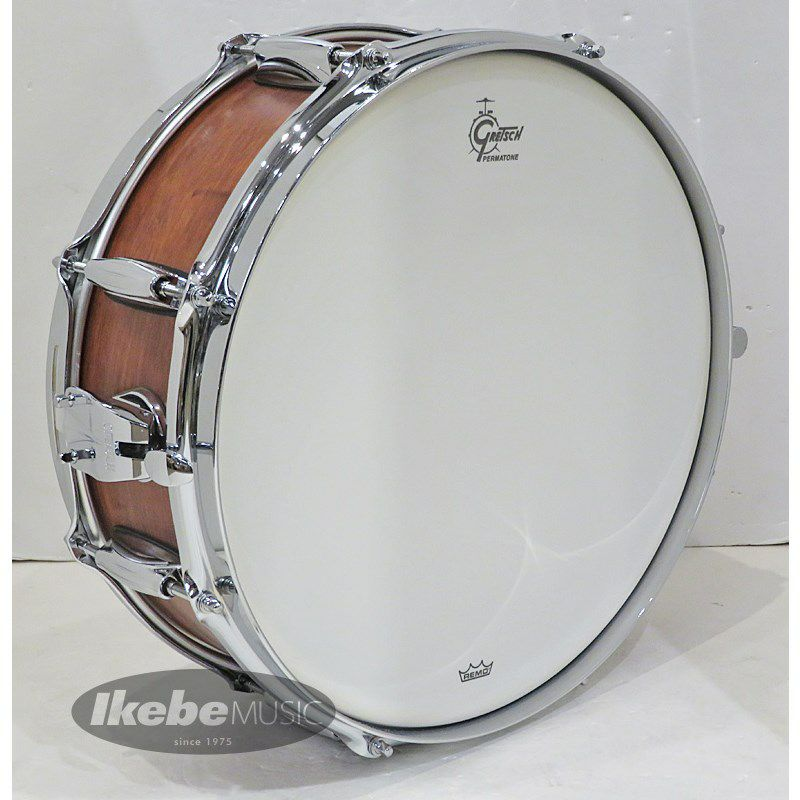 """GBSL-0514S-8CL SM [Brooklyn Series / Satin Mahogany Lacquer Finish 14"""" x 5""""]【数量限定!DXスネアバッグプレゼント!】_5"""