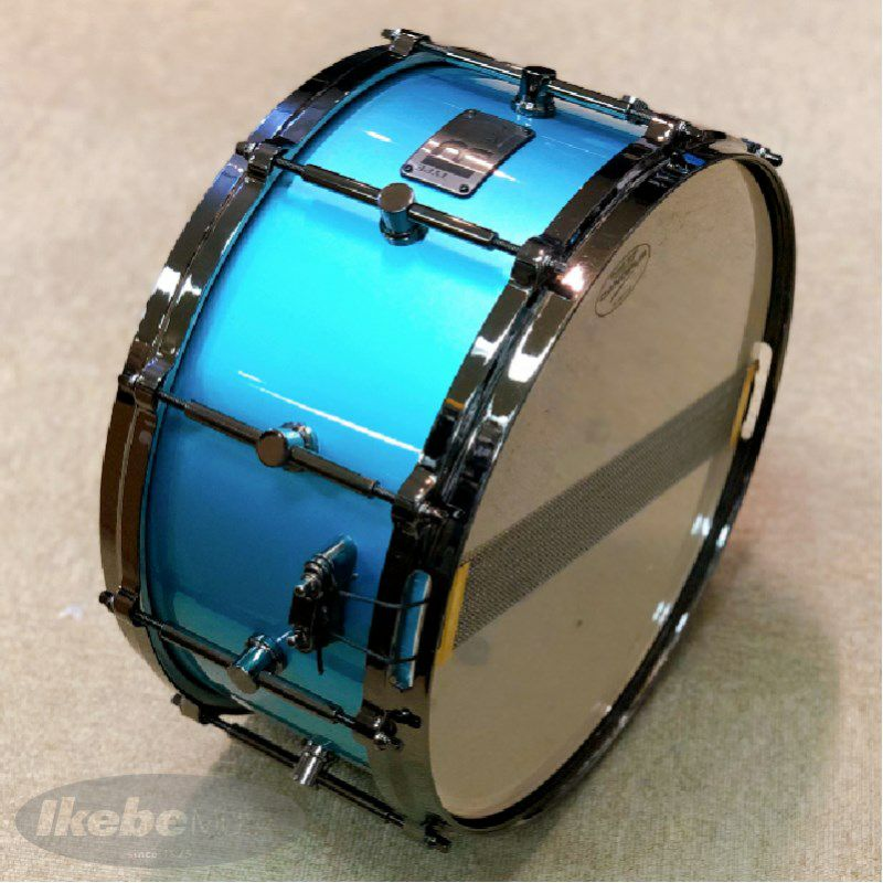"MTR-1465-DH/BN:Turquoise Metallic ""Type R Series"" [Die Cast Hoops / Black Nickel Hardware]_4"