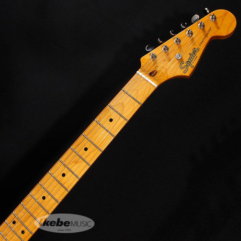 Classic Vibe '50s Stratocaster (Fiesta Red/Maple Fingerboard)_4
