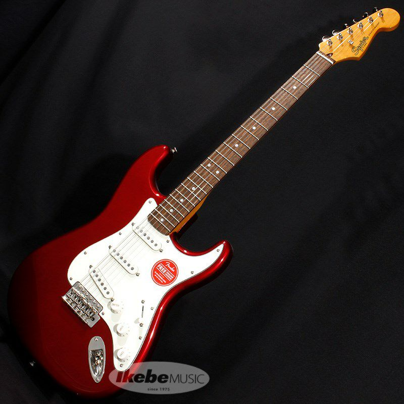 Classic Vibe '60s Stratocaster (Candy Apple Red/Laurel Fingerboard)_1