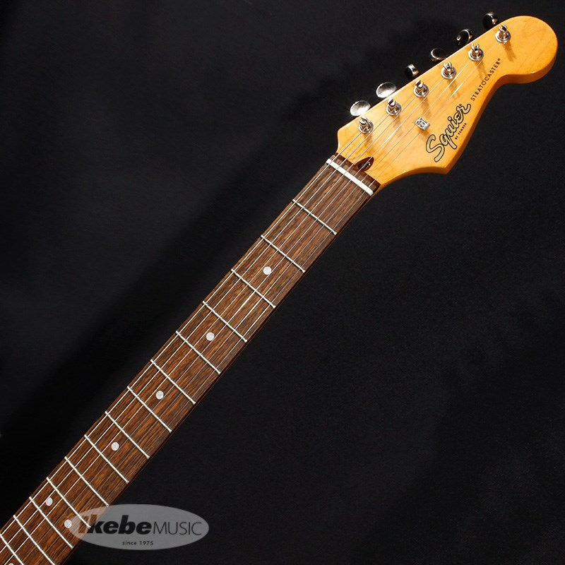 Classic Vibe '60s Stratocaster (Candy Apple Red/Laurel Fingerboard)_4