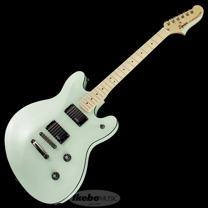 Contemporary Active Starcaster (Surf Pearl/Maple Fingerboard)_2