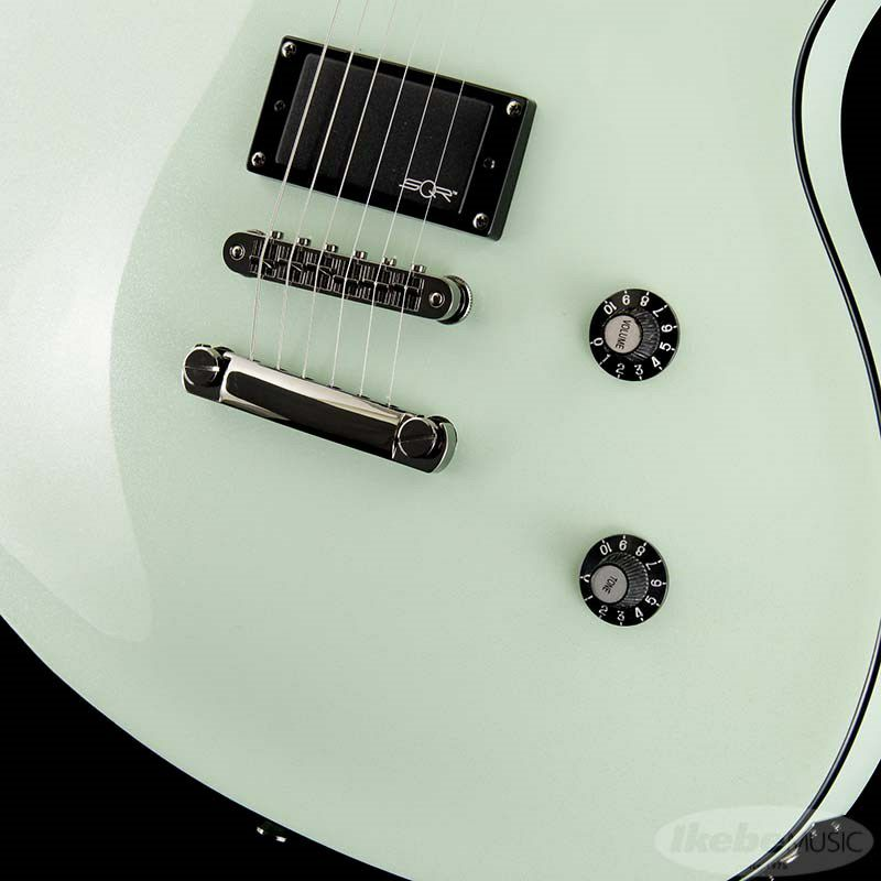 Contemporary Active Starcaster (Surf Pearl/Maple Fingerboard)_5