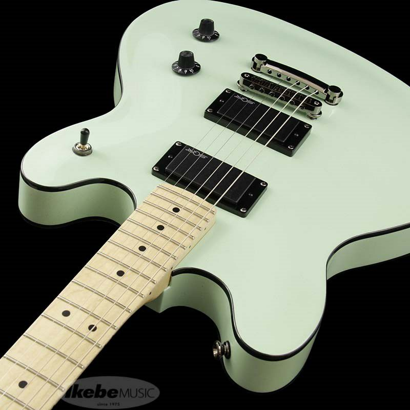 Contemporary Active Starcaster (Surf Pearl/Maple Fingerboard)_6