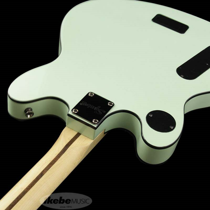 Contemporary Active Starcaster (Surf Pearl/Maple Fingerboard)_7