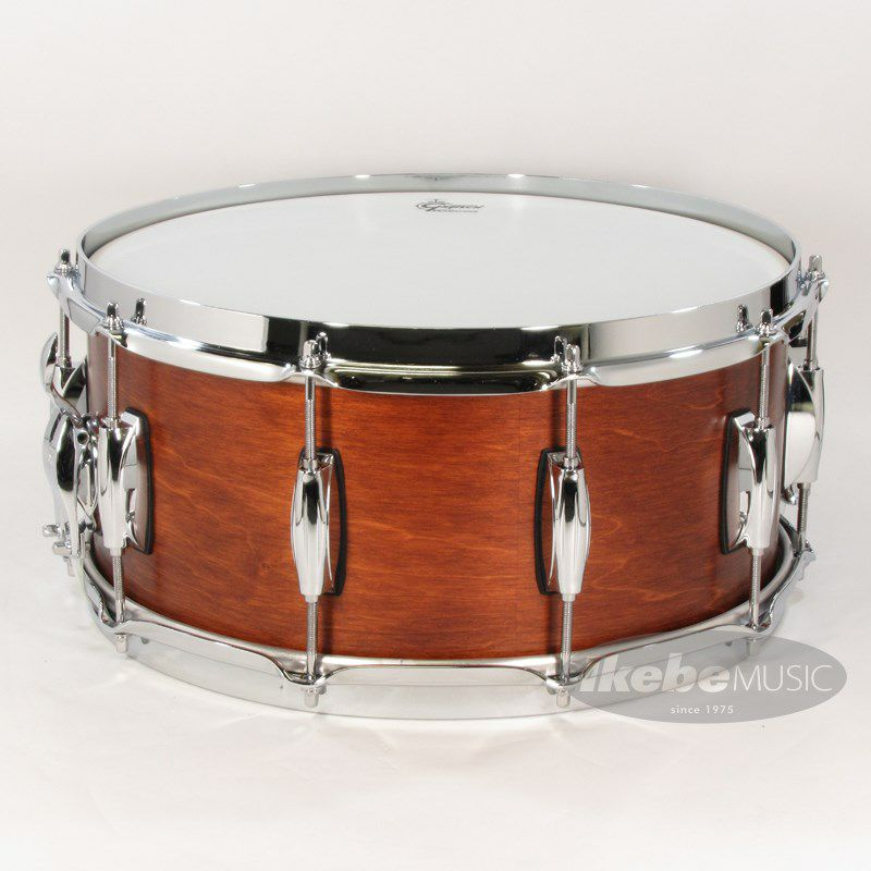 "GBSL-6514S-1CL SM [Brooklyn Series 14"" x 6.5"" / Satin Mahogany]_2"