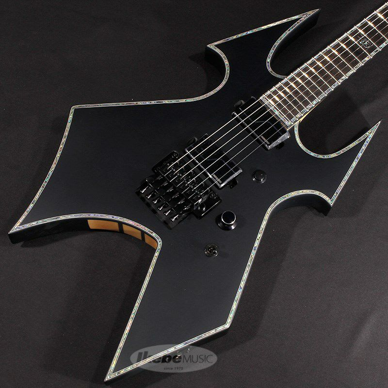 Warbeast Extreme with Floyd Rose (Matte Black)_3