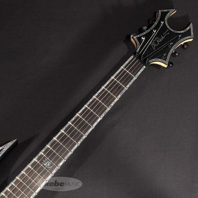 Warbeast Extreme with Floyd Rose (Matte Black)_4