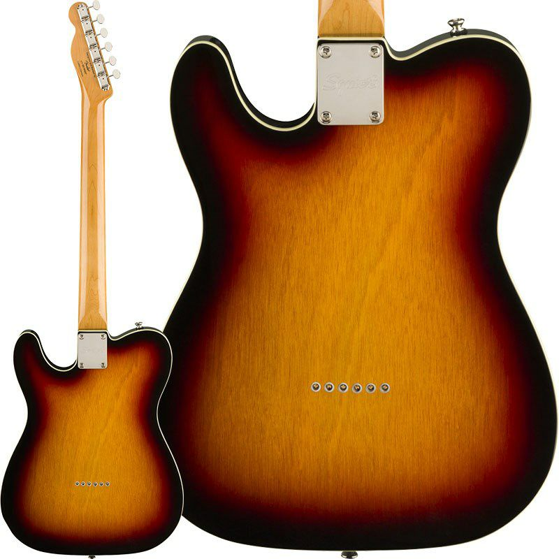Classic Vibe '60s Custom Telecaster (3-Color Sunburst/Laurel Fingerboard)_2