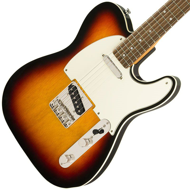 Classic Vibe '60s Custom Telecaster (3-Color Sunburst/Laurel Fingerboard)_3