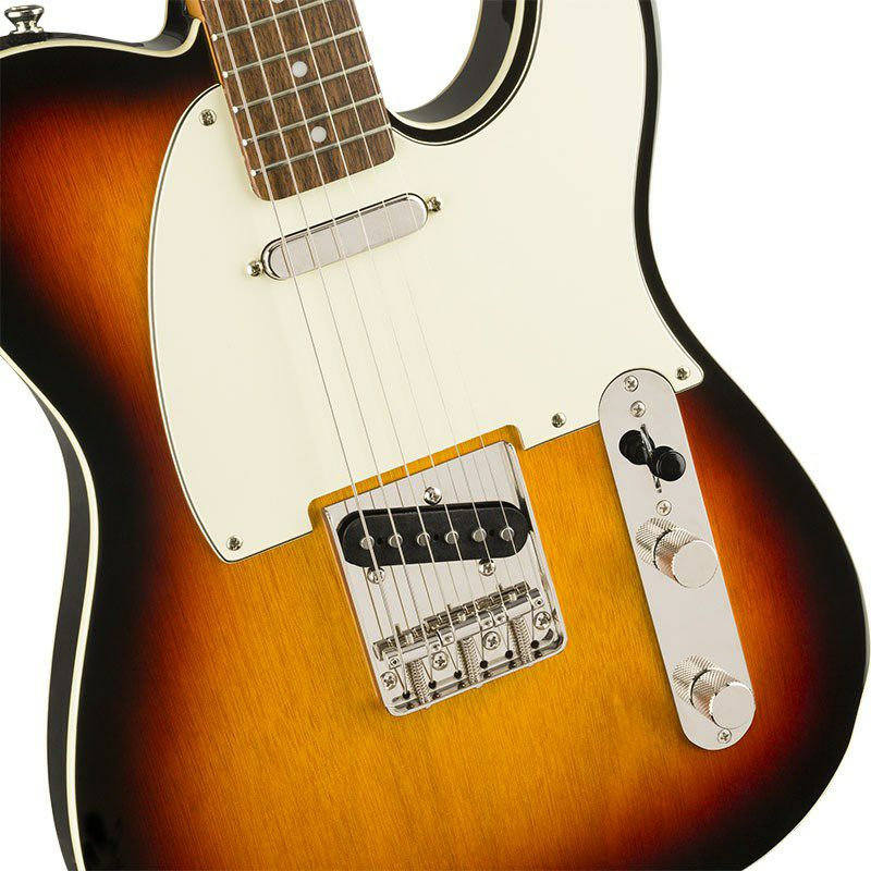 Classic Vibe '60s Custom Telecaster (3-Color Sunburst/Laurel Fingerboard)_4
