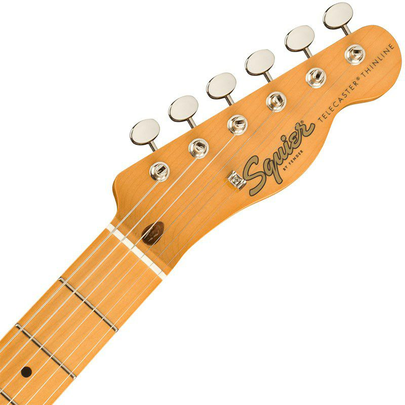 Classic Vibe '60s Telecaster Thinline (Natural/Maple Fingerboard)_5