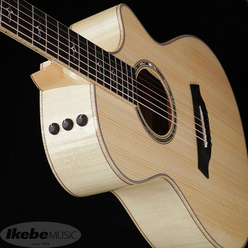 Ikebe Original Order GCce-ADS Flame Maple_5