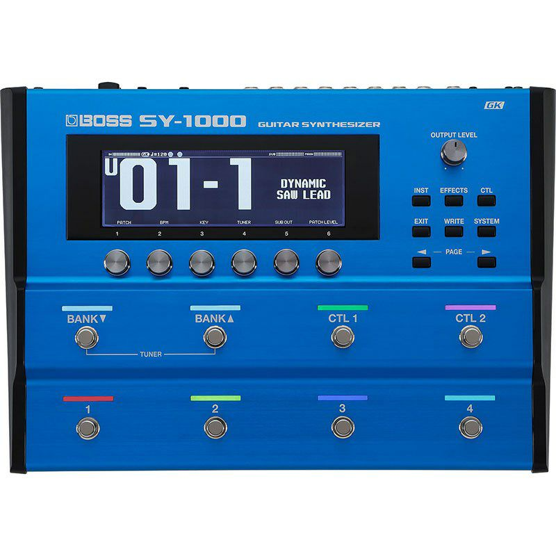 SY-1000 [GUITAR SYNTHSIZER]_1